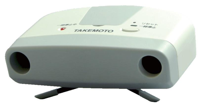 無線のつながりにくい環境に最適な離床センサー!