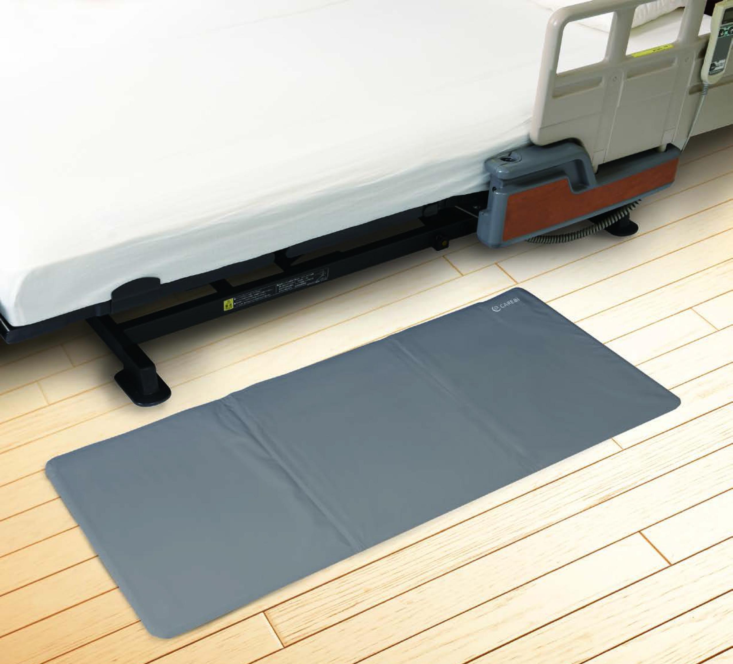 キーワードは「コードレス」!離床センサーの運用コストを低減できます。